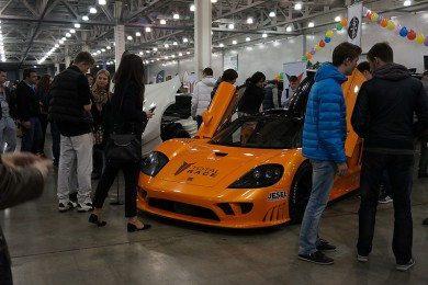 Saleen S7 AWD 3000+ HP